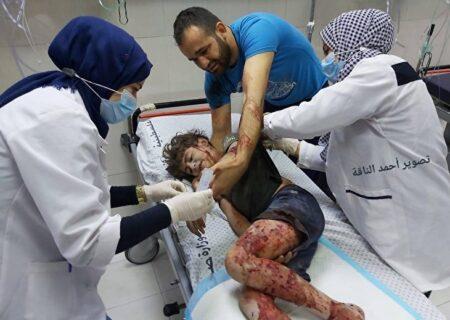 عکس/حمله سحرگاهی رژیم صهیونیستی
